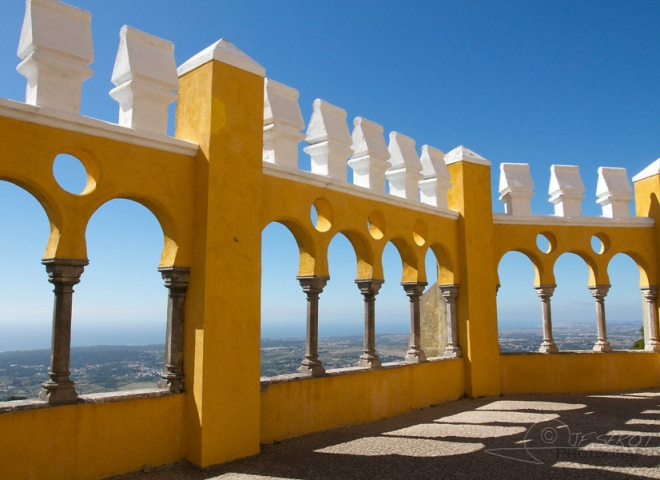 Palais national de Pena, Sintra – Portgugal