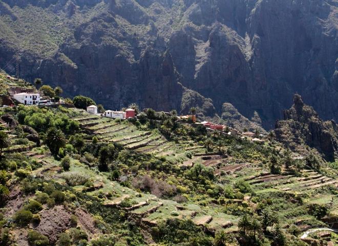 Village de Masca, Tenerife – Canaries