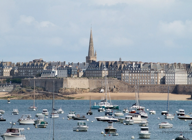 Saint-Malo, cité corsaire – France