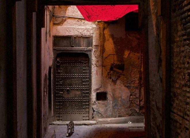 Ruelle de la médina de Fès – Maroc