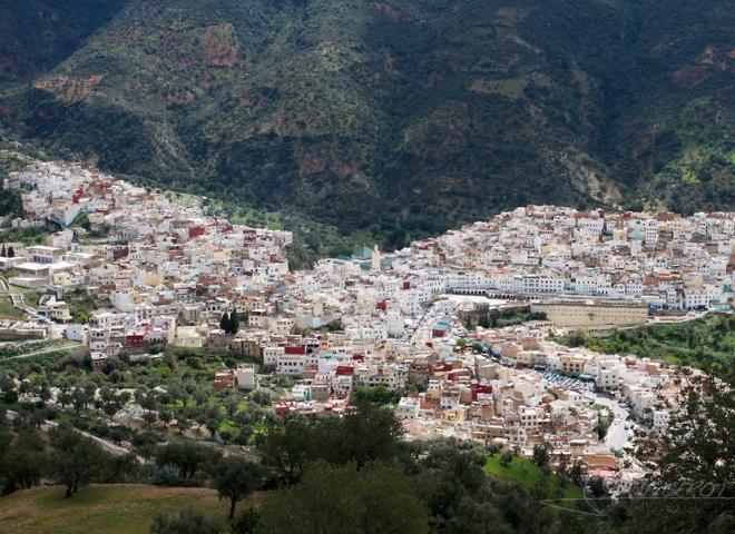 Moulay Idriss – Maroc