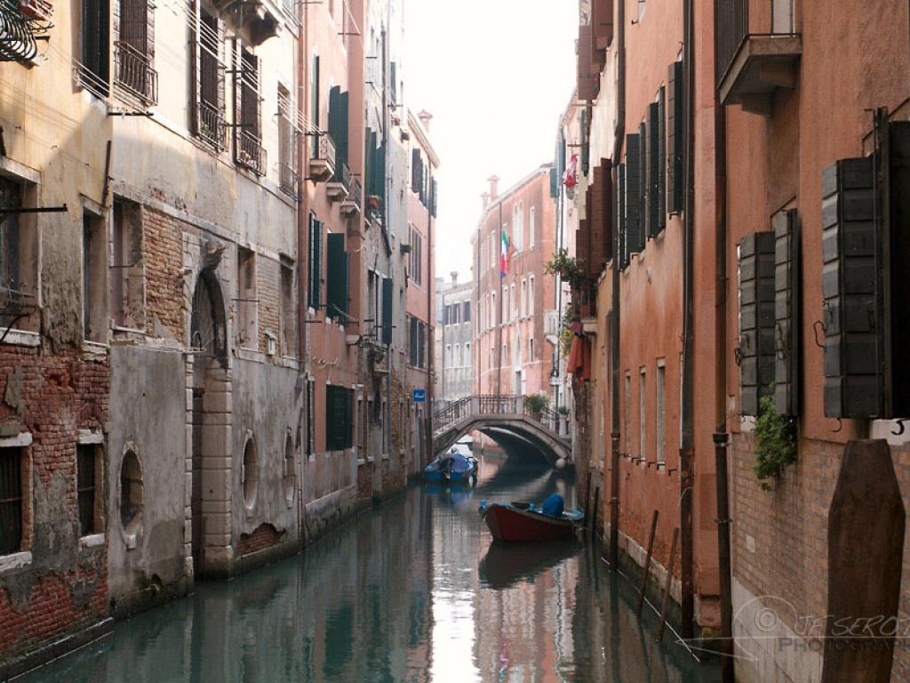 Canal de Venise – Italie