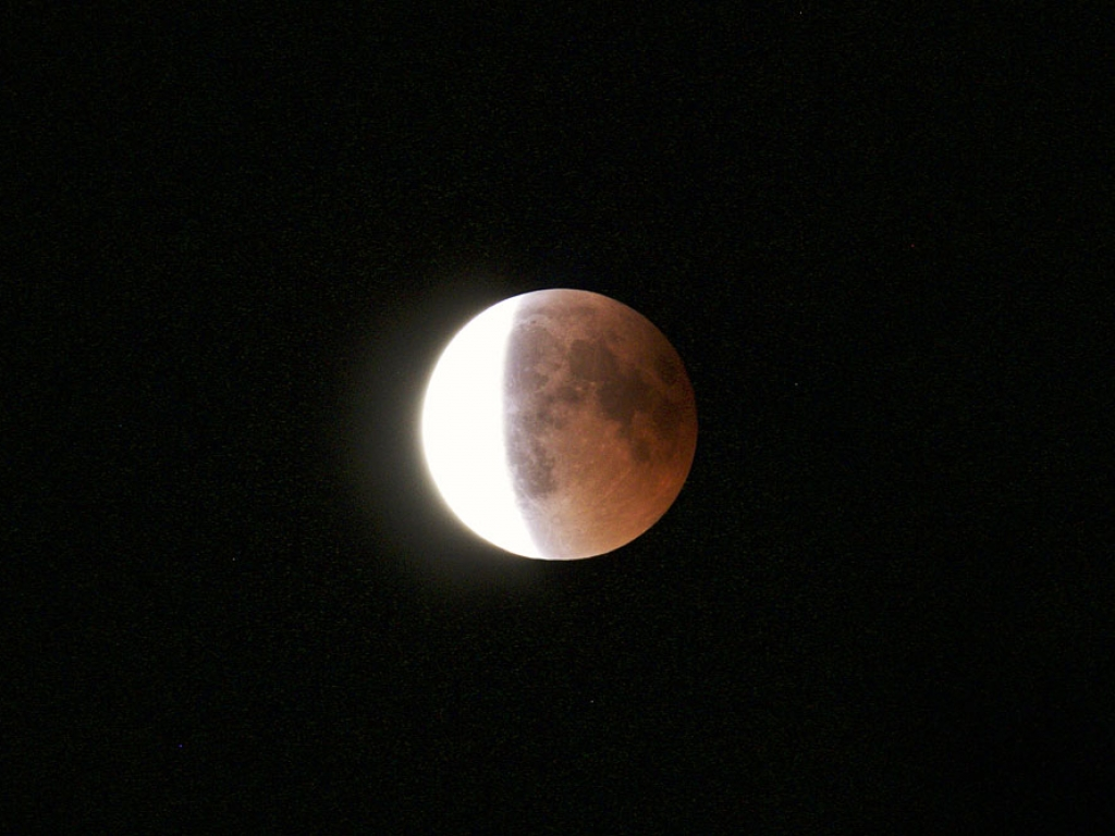 Éclipse de Lune – France