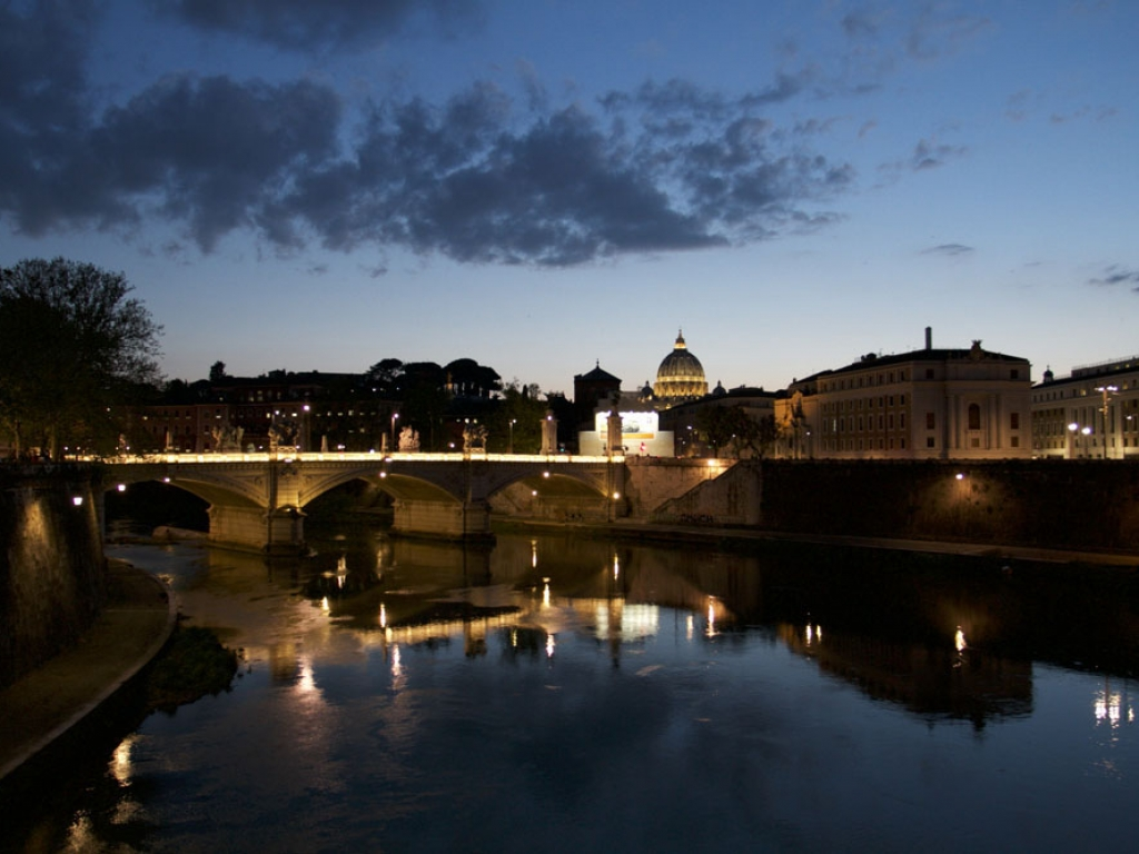 Vatican de nuit – Italie